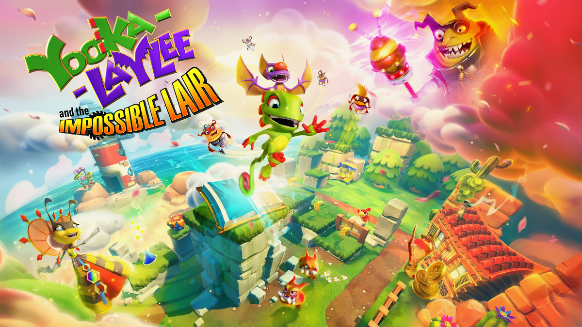 'Bee' adventurous in the new Yooka-Laylee and the Impossible Lair demo – out now!