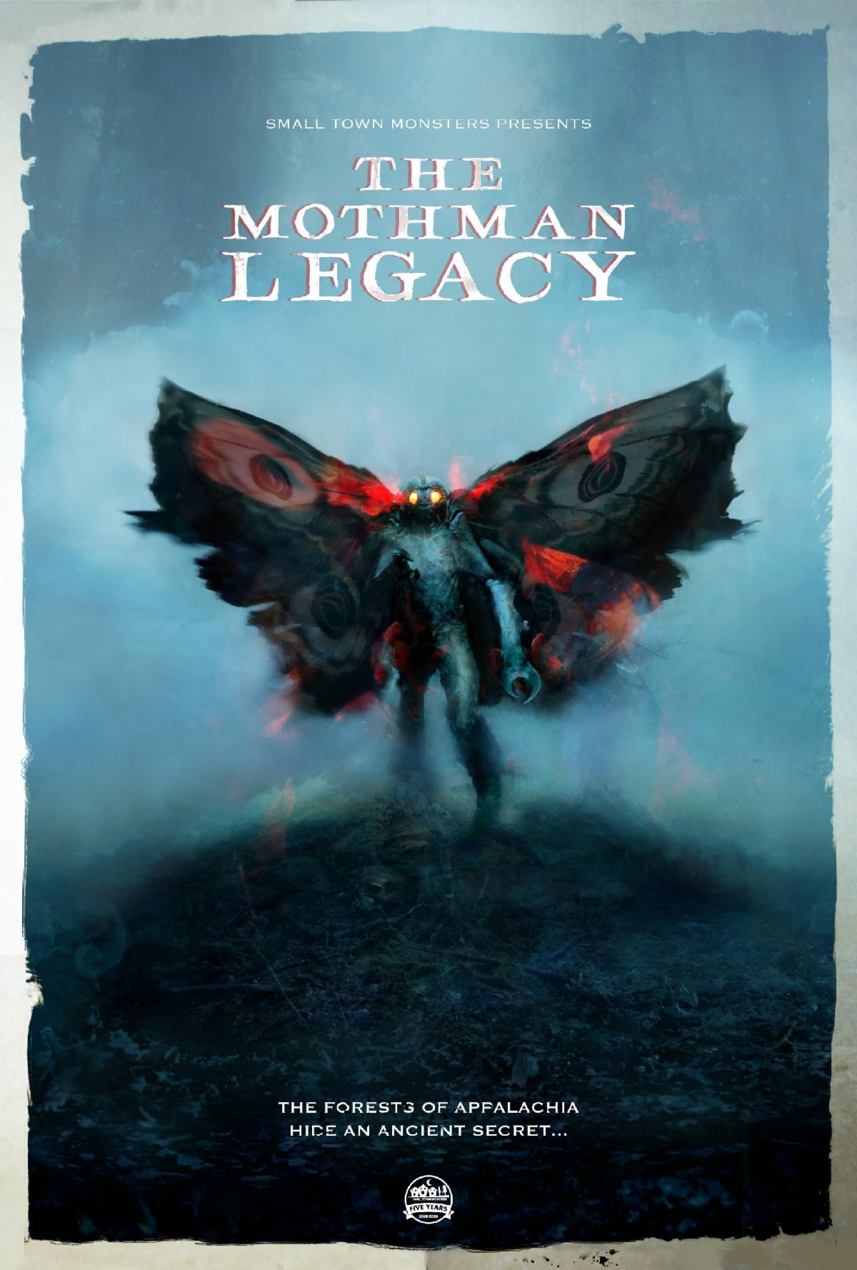 Journey into The Mothman Legacy With New Trailer & Art