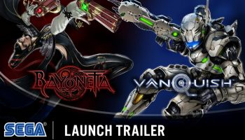 Bayonetta & Vanquish 10th Anniversary Edition
