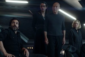 There Are Four Hosts Podcast Episode 08 – Star Trek Picard (Stardust City Rag)