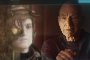 There Are Four Hosts Podcast Episode 09- Star Trek Picard (The Impossible Box)