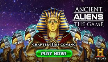 Ancient Aliens Mobile Game