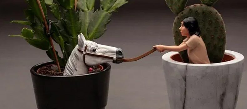 For The Sadist Only: The Atreyu And Artax Flower Pot Set