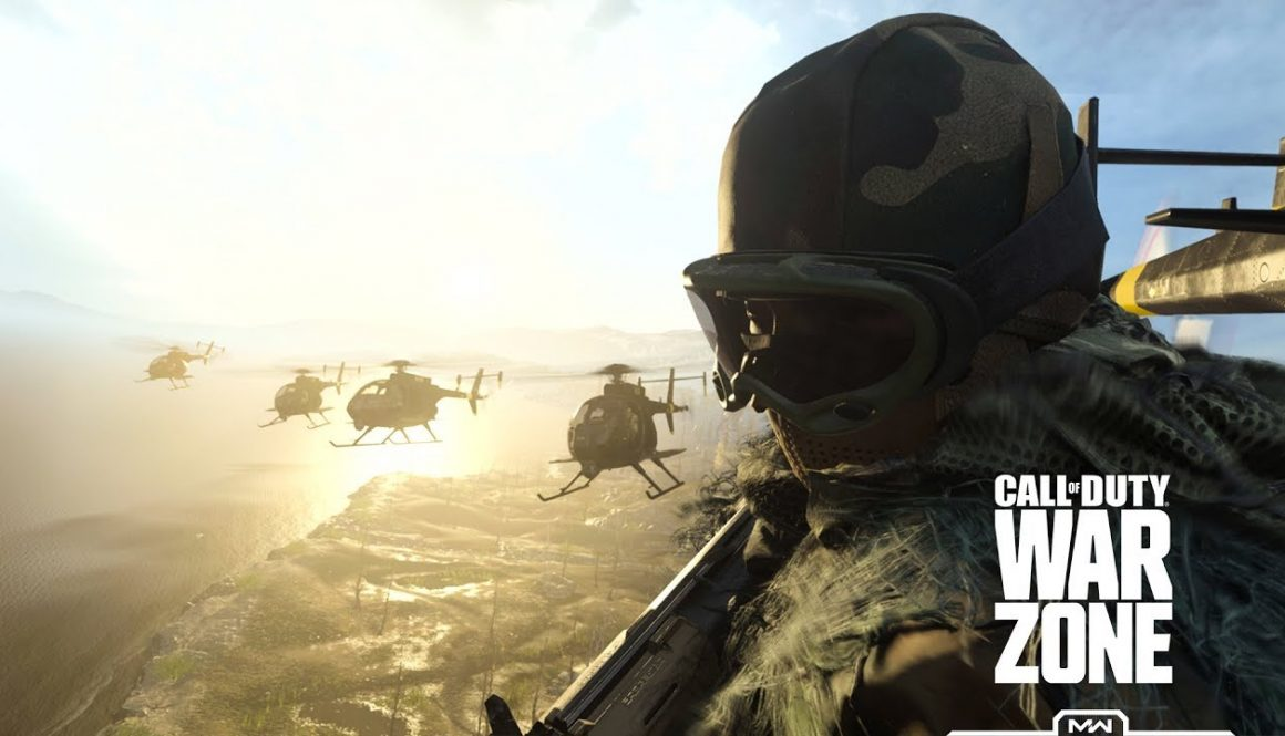 Call Of Duty Goes Full Battle Royale With Warzone