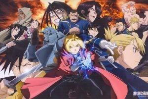 Fullmetal Alchemist Event Hits Final Fantasy Brave Exvius
