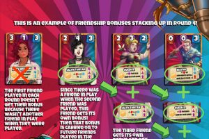 Fight Your Friends - How To Play - Bonus Cascade