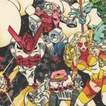 Michael Golden's Micronauts Artist's Edition Coming From IDW