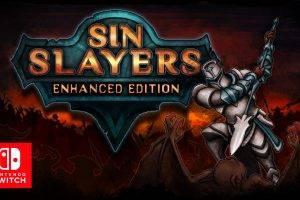 Sin Slayers Soon Slays On Switch