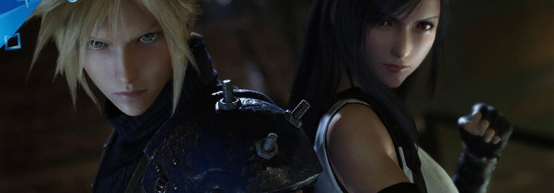 Square Presents: Inside Final Fantasy 7 Remake