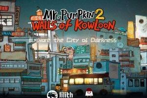 Mr. Pumpkin 2 Arrives on Mobile Devices in April