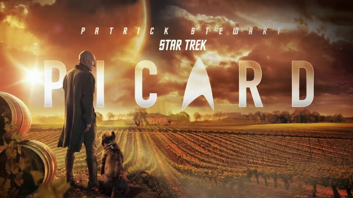 There Are Four Hosts Podcast Episode 14 – Star Trek Picard (Season recap & is Picard Trek?)
