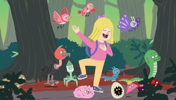 Adult Swim Launches First Trailer for JJ Villard's Fairy Tales Singing in the Forest