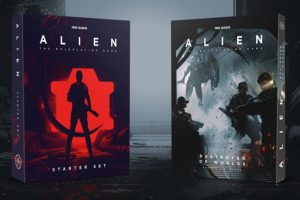 Alien Roleplaying Game Expands With Starter Set, New Scenario