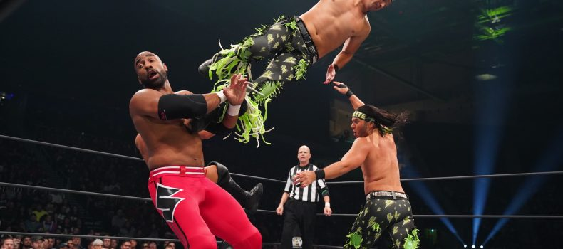 AEW Dynamite Now Airing Weekly On TNT