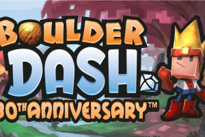 Boulder Dash®, the famous retro game now available for Nintendo Switch