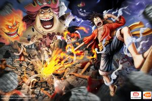 One Piece: Pirate Warriors 4 to Add Charlotte Smoothie