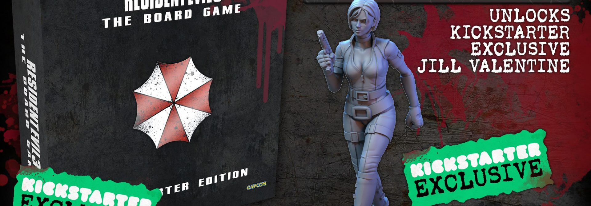 Resident Evil 3 Board Game Will Launch Crowdfund April 28