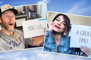 Win A Virtual Coffee Date With Office Or Smallville Stars In COVID-19 Relief Sweepstakes