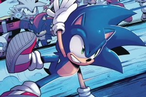 Evan Stanley Becomes New Writer For Sonic The Hedgehog Comic