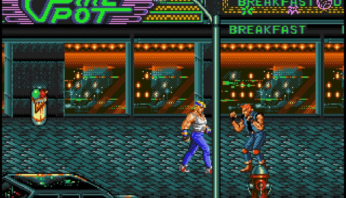 streets of rage soundtracks