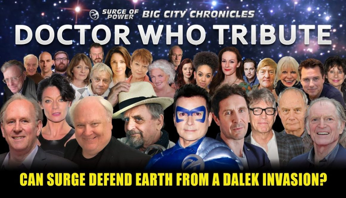 Vincent J. Roth Premieres Doctor Who Tribute Short Online