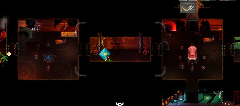 Dungeon of the Endless Out on PlayStation 4