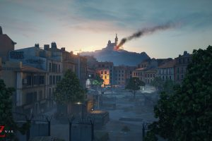 'World War Z GOTY Edition' & Marseille Episode Out Now (PC, PS4, X1)