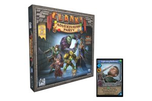 Clank! A Deck Building Adventure Expands With Adventuring Party