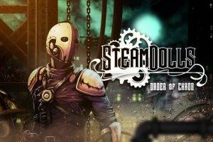 David Hayter is back in 2D Steampunk Metroidvania.