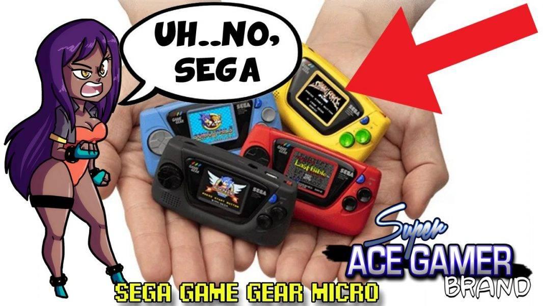Sega Game Gear Micro thumbnail