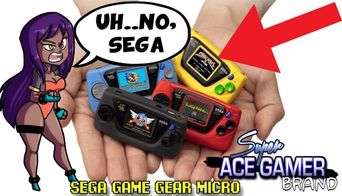 Sega Game Gear Micro thumbnail