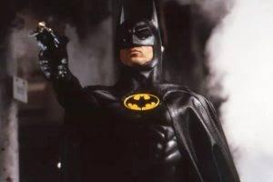 Michael Keaton Could Reprise Batman In Flash Movie