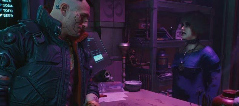 New Cyberpunk 2077 Trailer And Info