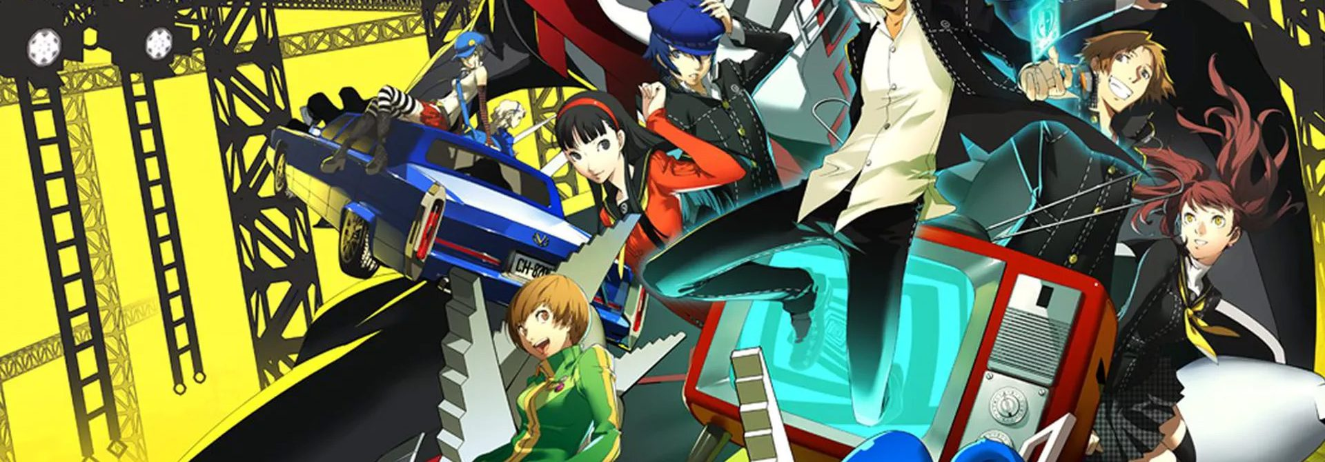 Surprise — Persona 4 Golden Is Now On PC