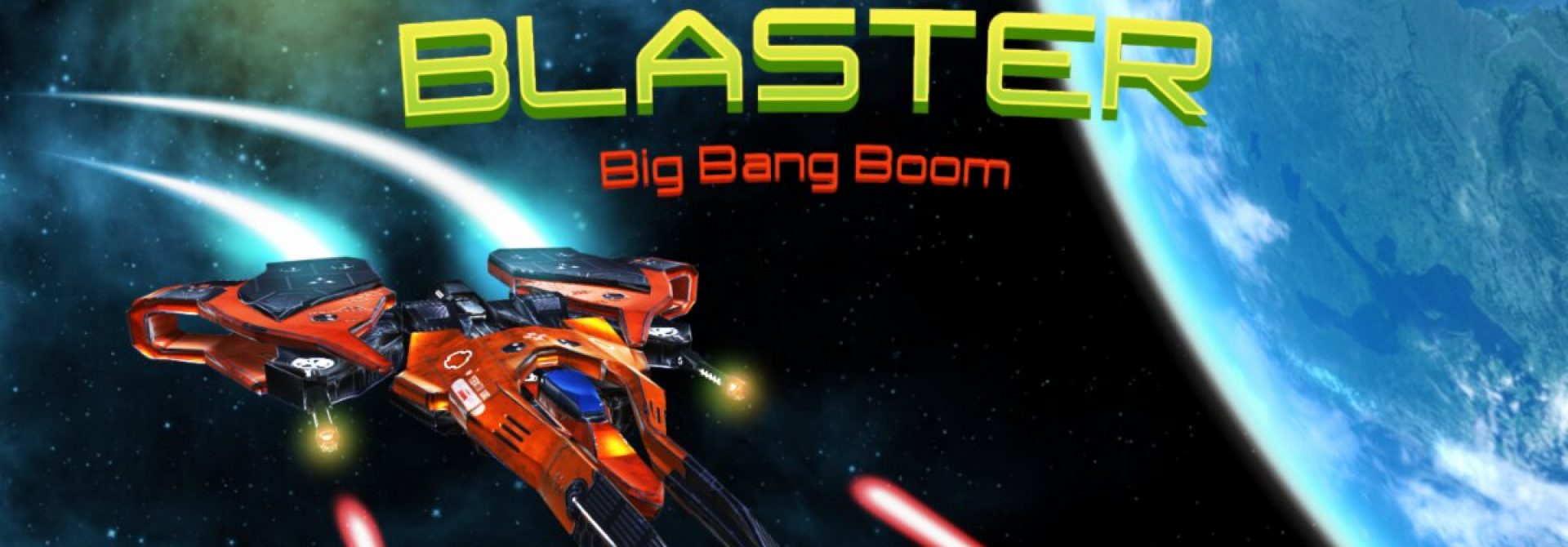 Shooting Blaster Big Bang Boom Out Today on Steam