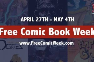 Time for Day #4 of Free Comic Book Week!