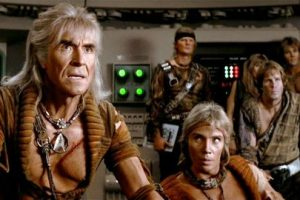 There Are Four Hosts Podcast Episode 17 – Star Trek II The Wrath of Khan