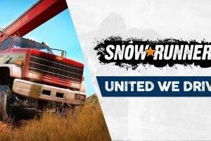 Trailer: New 'SnowRunner' Gameplay Video (PC, PS4, X1)