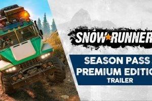 Trailer: 'SnowRunner' Season Pass DLC Revealed (PS4, X1, PC)