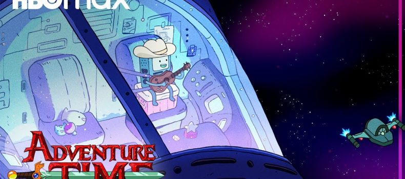 Watch A Preview Clip From Adventure Time: Distant Lands – BMO