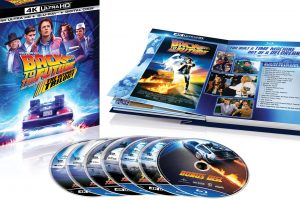 Back To The Future Hits 4K Blu-Ray This October