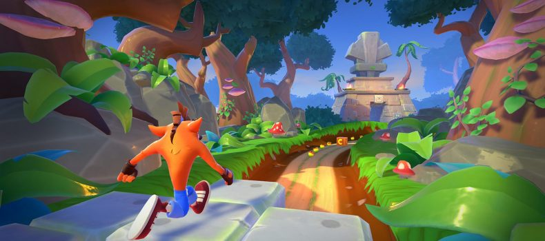 Crash Bandicoot Is Back — On Mobile This Time
