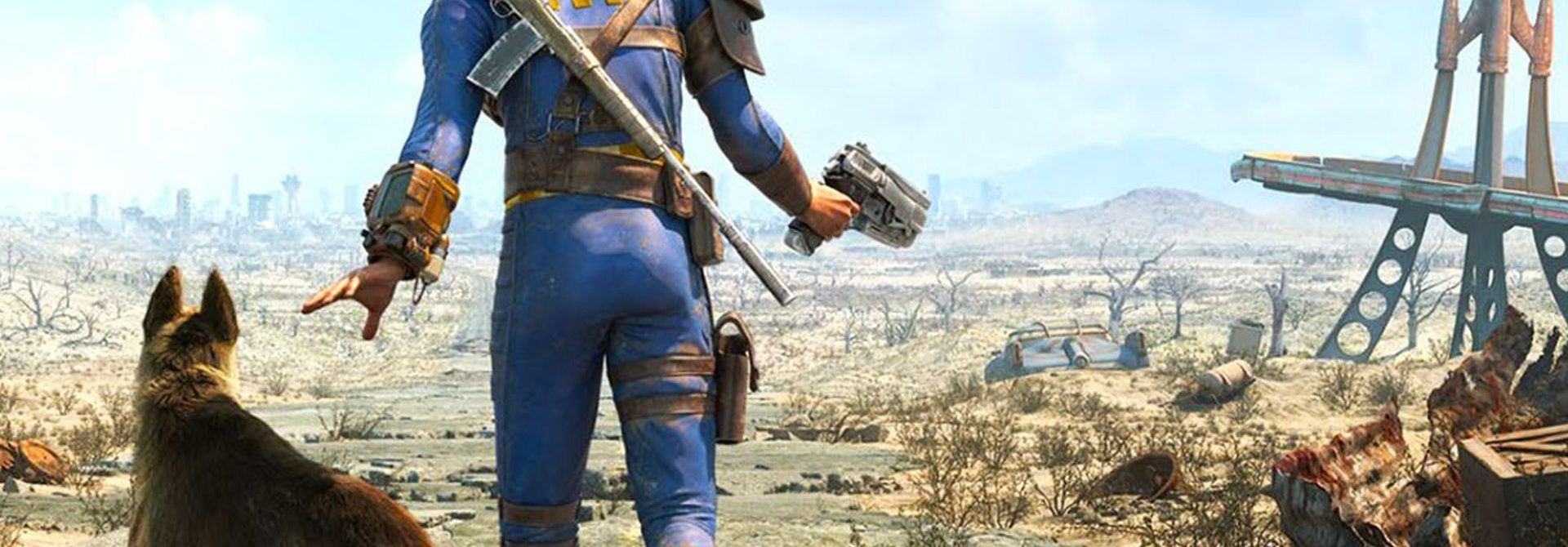 Fallout Falls Into A TV Adaption On Amazon Prime