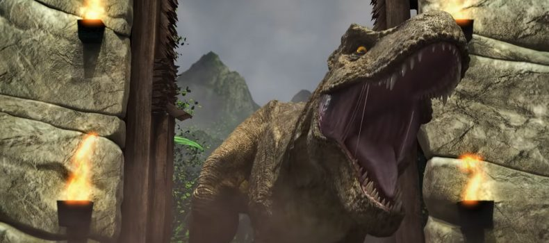 Jurassic World Gets Animated In New Netflix Series