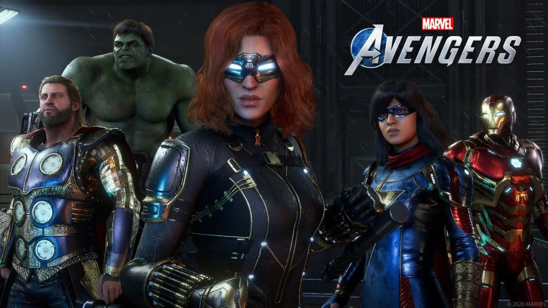 Marvel's Avengers War Table Digital Stream Broadcasts July 29