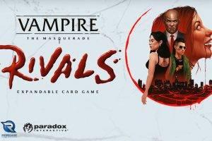 Renegade Announces Vampire: The Masquerade Rivals Card Game