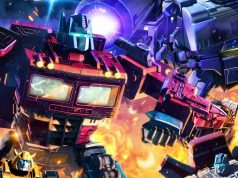 transformers: war on cybertron trilogy