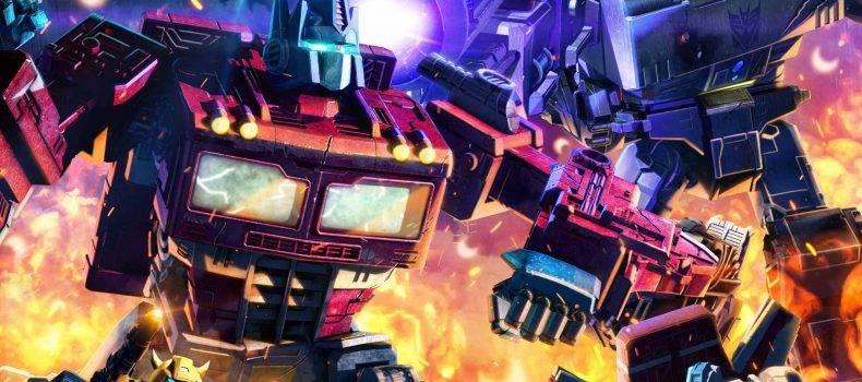 Transformers: War On Cybertron Trilogy Lands On Netflix July 30