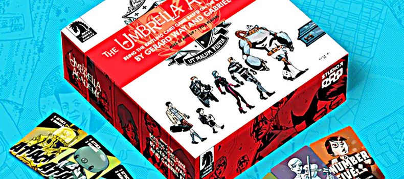 The Umbrella Academy Card Game Launches Crowdfunding Campaign