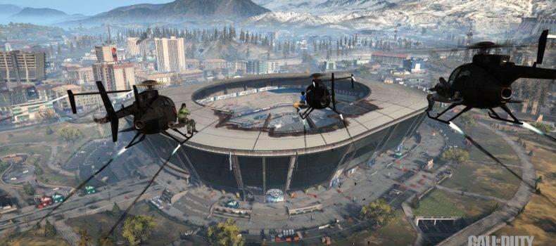 Call Of Duty: Warzone / Modern Warfare Season 5 Heats Up